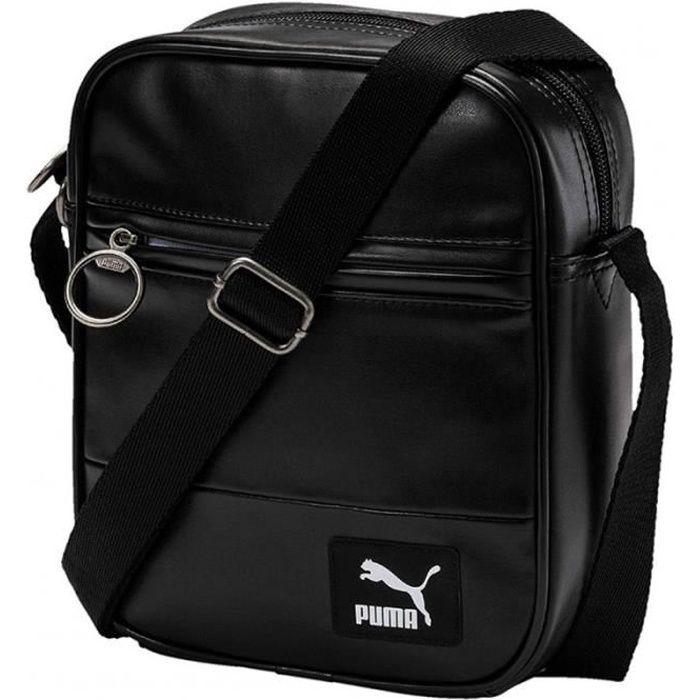 Originals Portable Homme Sacoche Noir Puma U