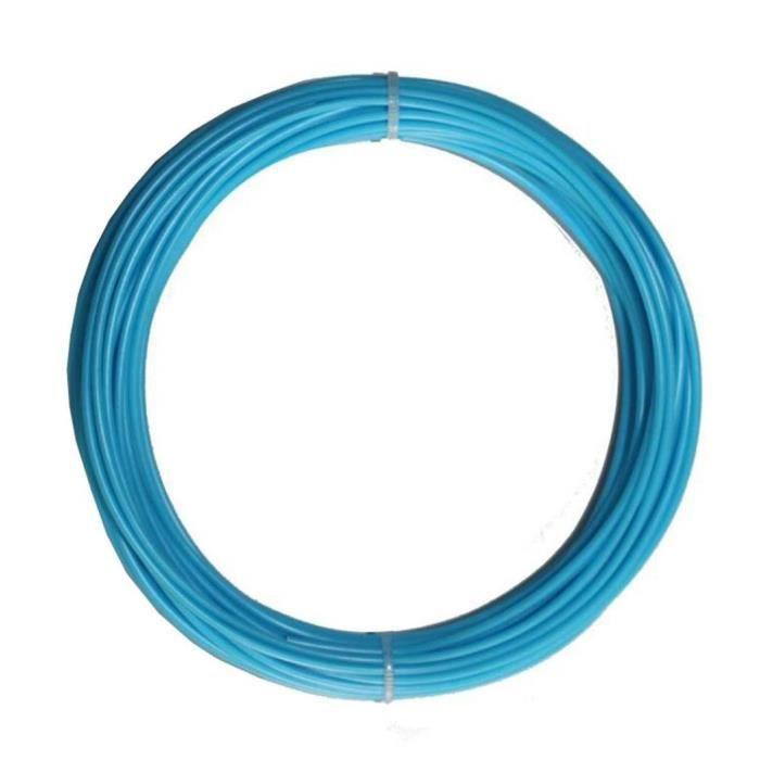 1.75 mm Impression Filament Abs modélisation stéréoscopique pour dessin 3d printer Pen bleu ciel