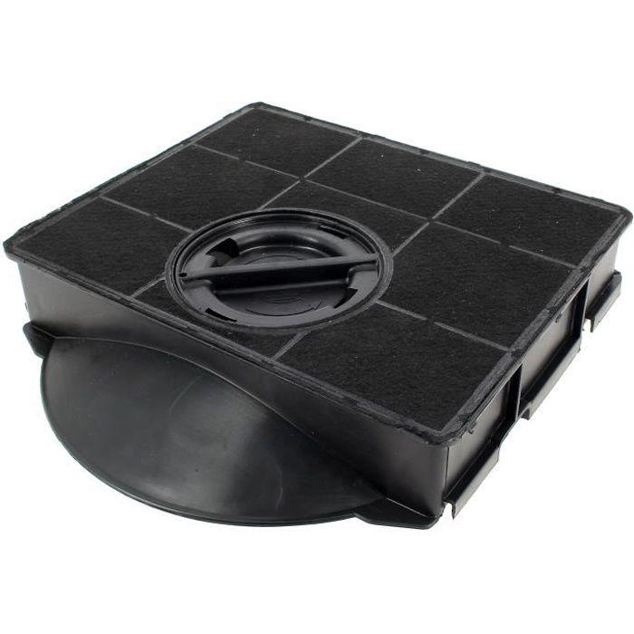 Filtre charbon type303 pour Hotte De dietrich, Hotte Rosieres, Hotte Ariston, Hotte Scholtes, Hotte Faure, Hotte Whirlpool, Hotte