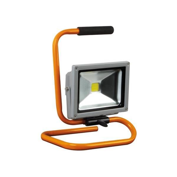projecteur de chantier portable led 20w epistar achat vente lampe de chantier cdiscount. Black Bedroom Furniture Sets. Home Design Ideas