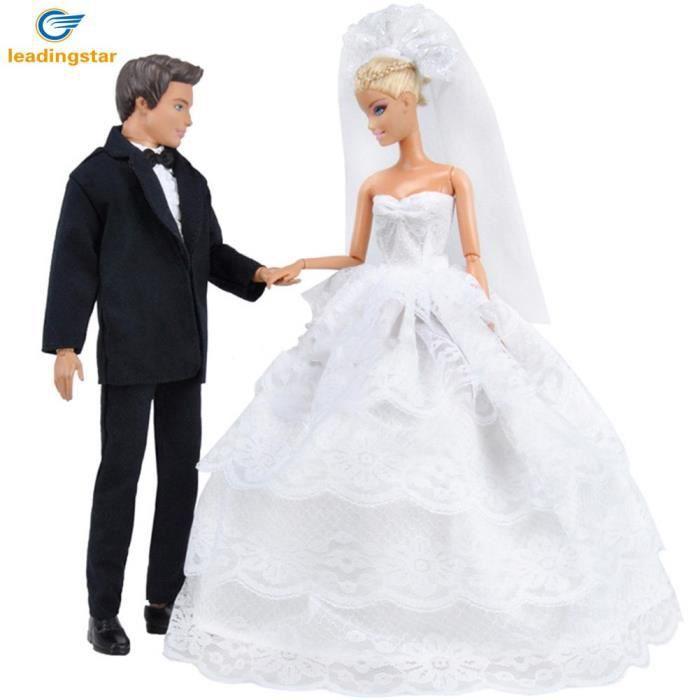 Barbie robe de mariee - Achat / Vente jeux