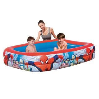 Piscine gonflable autoportante bestway spider man achat for Achat piscine autoportante