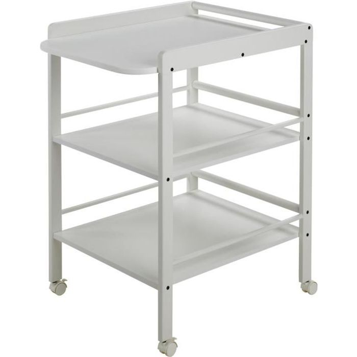 Geuther table langer blanc clarissa blanc achat - Hauteur table a langer ...