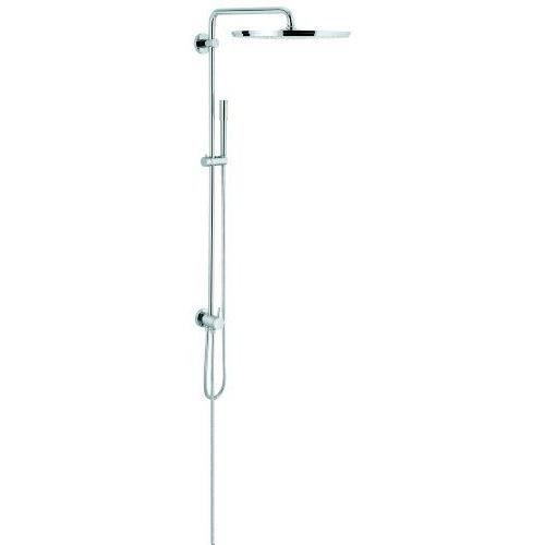 grohe 27175000 rainshower system 400 colonne de douche avec inverseur manuel argent achat. Black Bedroom Furniture Sets. Home Design Ideas