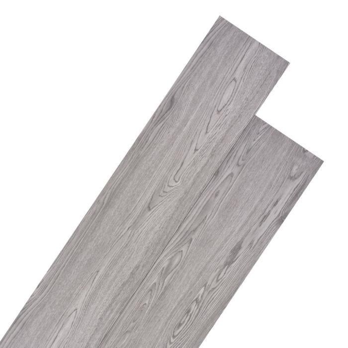 STICKERS Version mise à jour Planches de sol en PVC auto-ad
