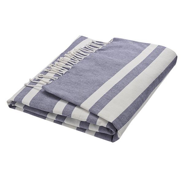 serviette de plage fouta jean 39 s 100x200cm sty achat vente serviette de plage fouta je. Black Bedroom Furniture Sets. Home Design Ideas