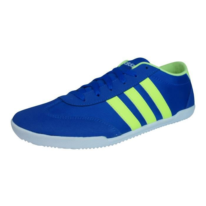 adidas Neo V Trainer VS Baskets hommes Chaussures Bleu