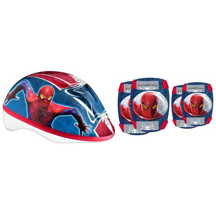 set de protections spiderman 4 achat vente kit. Black Bedroom Furniture Sets. Home Design Ideas