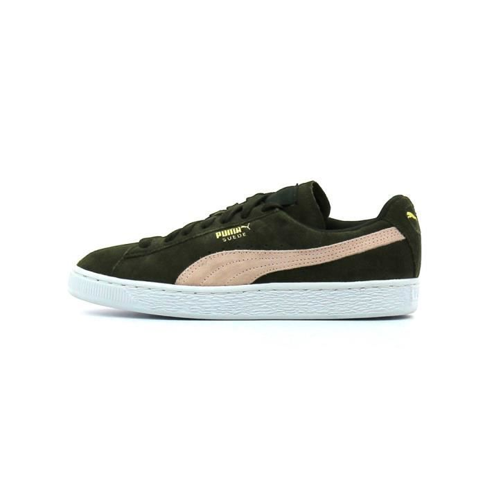 Baskets basses Puma Suede Classic Wn's