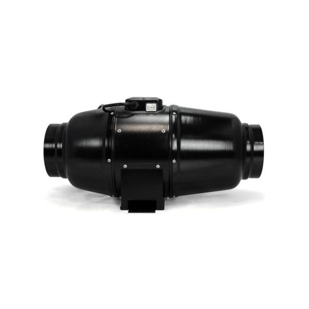 Extracteur TT Silent-M /Ø 200mm Vents 2 vitesses 810//1020m/³//h