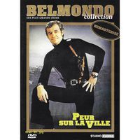 DVD FILM DVD PEUR SUR LA VILLE / BELMONDO COLLECTION