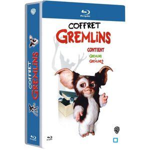 BLU-RAY FILM Gremlins 1 et 2 - Coffret Blu-ray