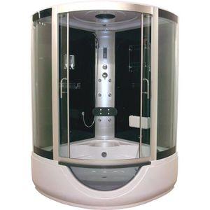 CABINE DE DOUCHE Aqua Plus SACHCABFAROX Cabine de Douche hydro Gris