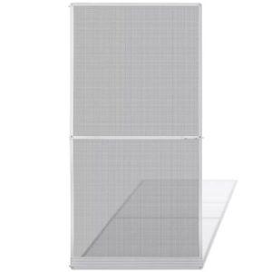 EasyLife ALU-fenêtre 100 x 120 cm Greenline Blanc