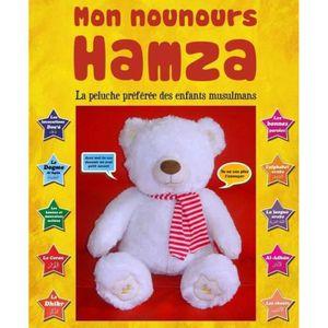 PELUCHE Mon Nounours Hamza : La Peluche préférée Enfants M