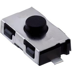 BOITIER - COQUE DE CLÉ Lot de 2 Switch / bouton poussoir pour clé / clef