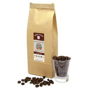 CAFÉ - CHICORÉE Café en grains Saint Domingue Ocoa - 1kg