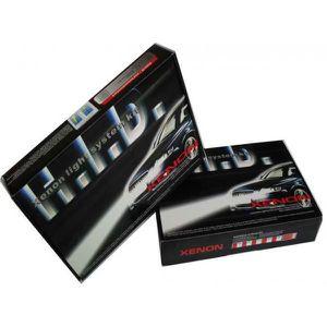 MOTO Kit Xénon H1 SLIM 35W / 55W (8000K - 55 Watts - Ou