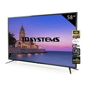 Téléviseur LED SMART TV 58