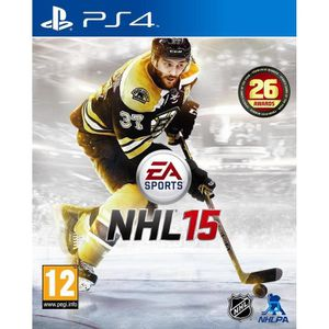 JEU PS4 NHL 15 - STANDARD EDITION [IMPORT ALLEMAND] [JE…