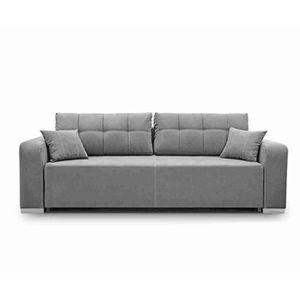 CANAPÉ - SOFA - DIVAN FurnitureR Canapé Convertible 3 Places Contemporai
