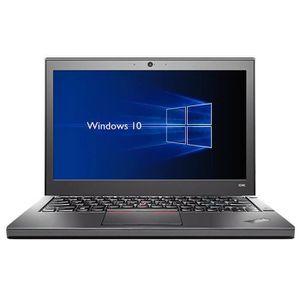 Top achat PC Portable PC Portable LENOVO X240 - i5 1.6Ghz 8Go DDR3 480Go SSD WIFI W10Pro pas cher