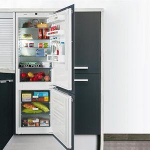 RÉFRIGÉRATEUR CLASSIQUE Réfrigérateur combiné encastrable Liebherr ICP3324