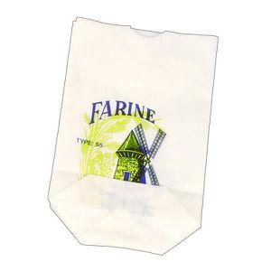 SAC DE CONSERVATION SAC FARINE KRAFT 1 Kg P/1000