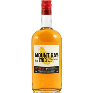 RHUM Rhum Mount Gay Eclipse 40° - Barbades