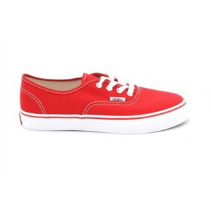 Baskets mode - Vans K Authentic Fiery Red 5YzHwIqS