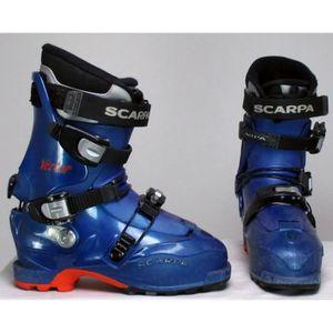 CHAUSSURES DE SKI Chaussure ski Rando occasion Scarpa Vector bleu