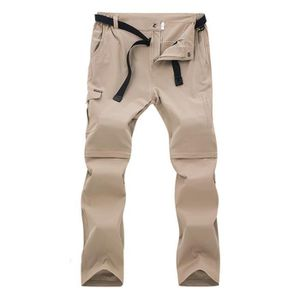 PANTALON SPORT MONTAGNE Pantalon Randonnée Homme Convertible Extensible Pa