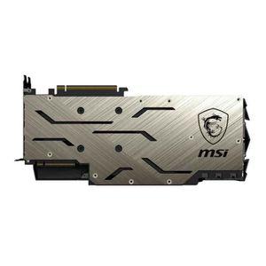 CARTE GRAPHIQUE INTERNE MSI GeForce RTX 2080 8Go GDDR6 V372-031R