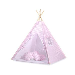 tente tipi rose achat vente jeux et jouets pas chers. Black Bedroom Furniture Sets. Home Design Ideas