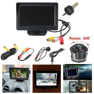 camera voiture 360 achat vente camera voiture 360 pas cher cdiscount. Black Bedroom Furniture Sets. Home Design Ideas