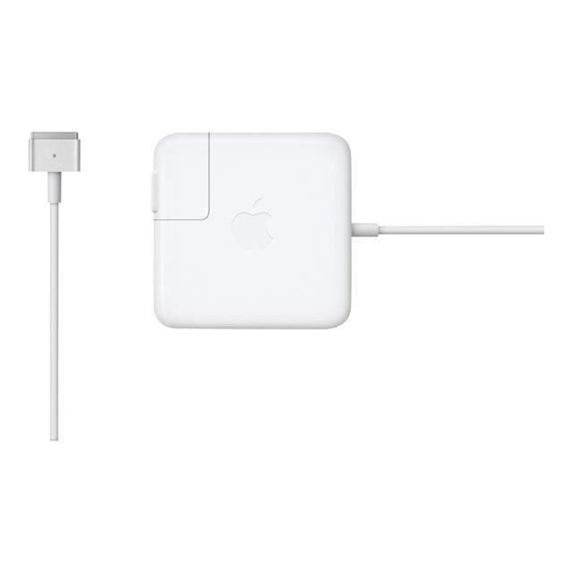 Adaptateur secteur Magsafe 2 Apple de 85 W (pour Macbook Pro avec écran Retina)