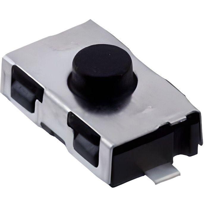 Lot de 2 Switch / bouton poussoir pour clé / clef / télécommande / plip de voiture PEUGEOT CITROËN PSA