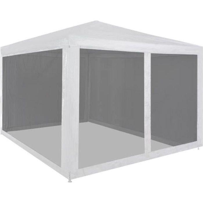 🍞9453Super magnifique -Tente de réception-Tente de Jardin-Tonnelle Barnum Chapiteau Barnum de Jardin Tente Pliante imperméable avec