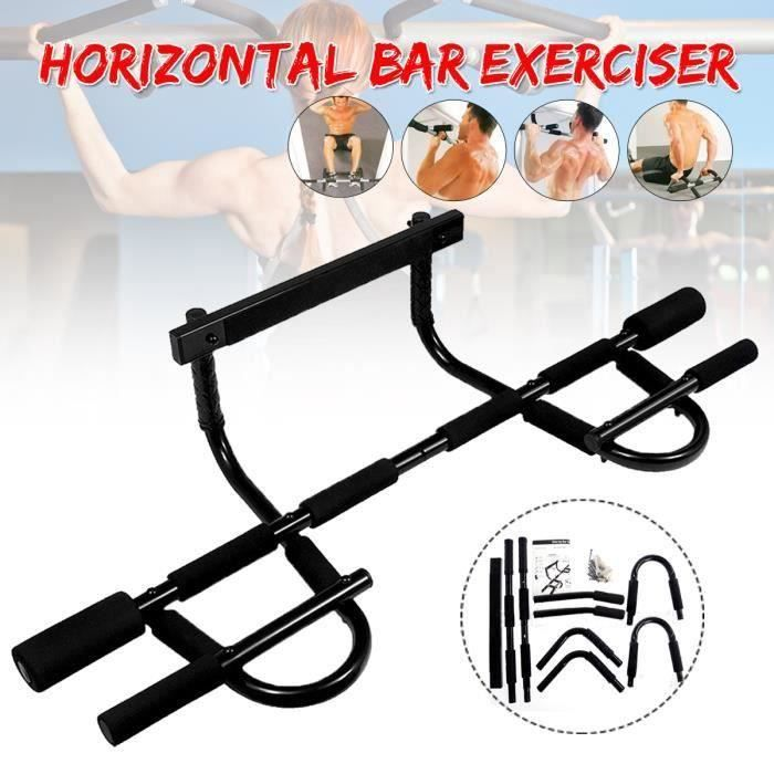 AVANC Barre Pour Traction Pull-up Mur Porte Fitness Musculation