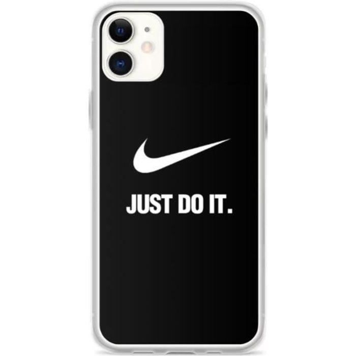 Coque iPhone SE Nike