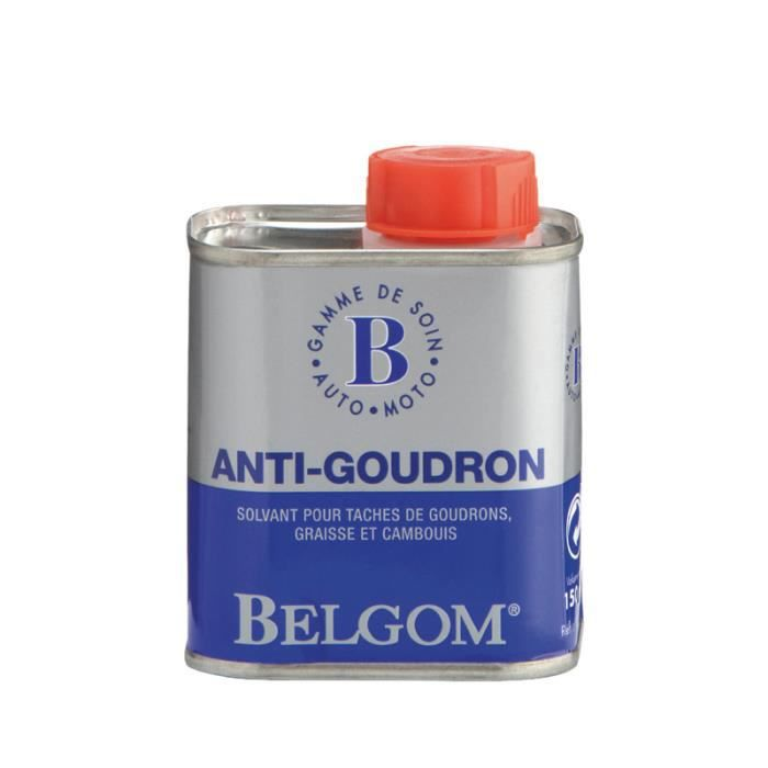 Nettoyant Belgom anti-goudron