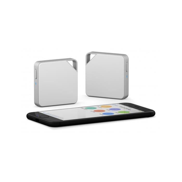 PXK AIR Disk Mini Disque Dur sans Fil Blanc 32GB Wi-Fi