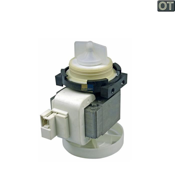 Miele pompe de vidange pompe de vidange moteur pompe machine à laver machine à laver sèche-linge machines commerciales 3568614 95w