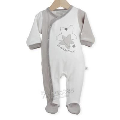 Pyjama naissance 'Etoile à croqu...
