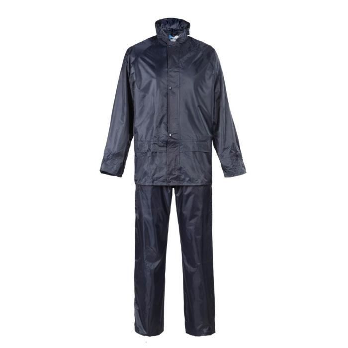 ENSEMBLE DE PLUIE RAINY MARINE - North Ways