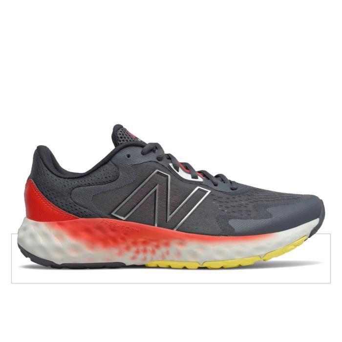 Chaussures de running New Balance fresh foam evoz - dark grey/light grey - 41,5