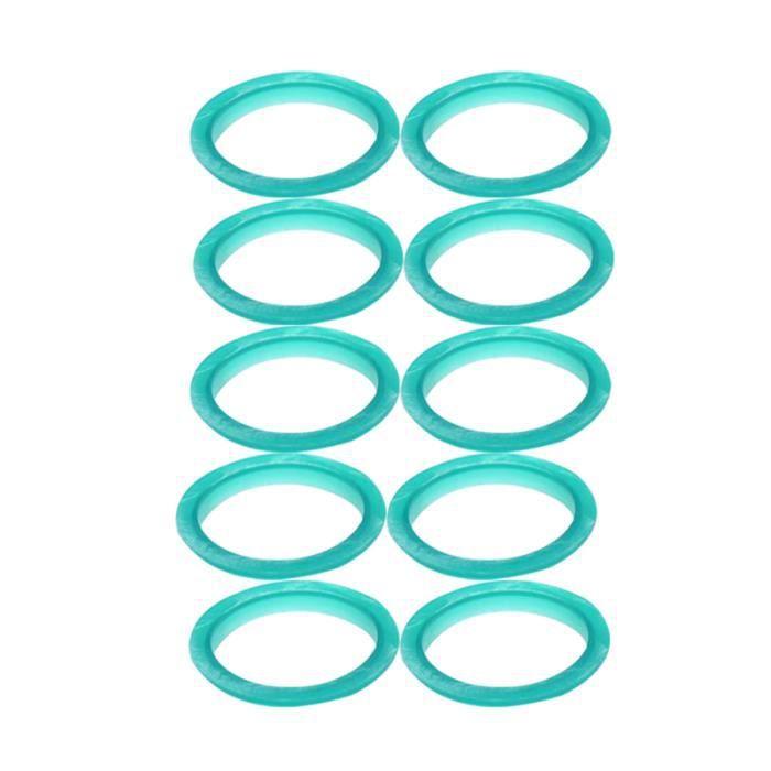 10 pièces anneau d'étanchéité utile joint pratique remplacement de Capsule de café pour maison CAFETIERE