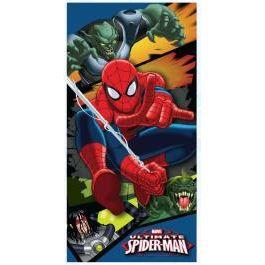 Drap Ou Serviette De Plage Spiderman