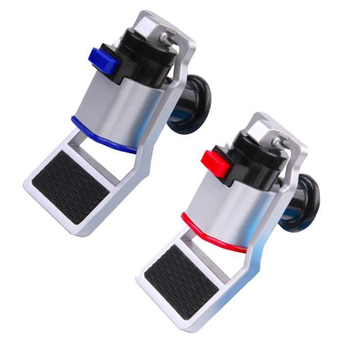 2 pièces Robinet de Refroidisseur d'eau Poignée Rouge Chaud Bleu Froid Robinet Distributeur d'eau A-styles