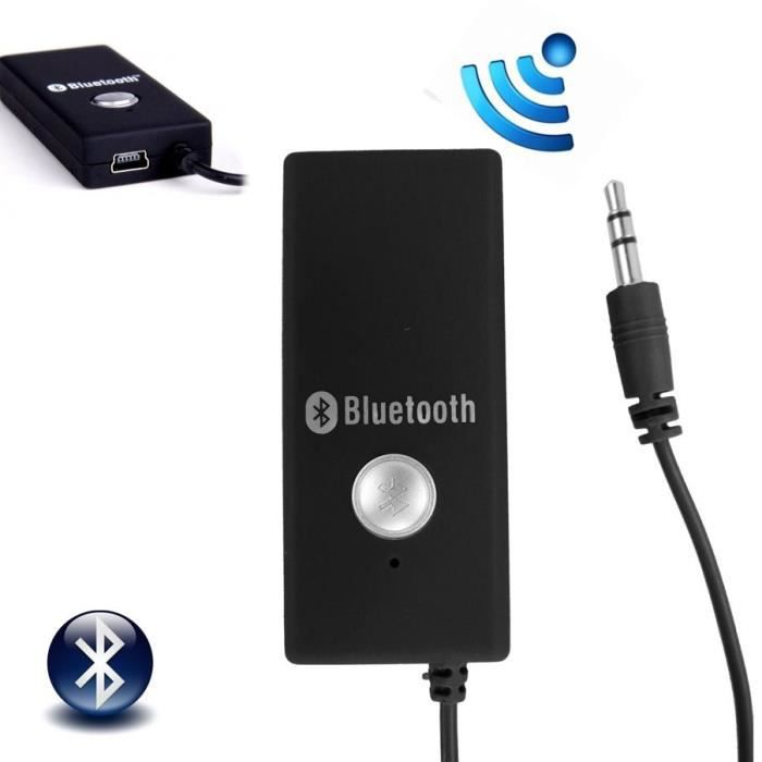 RECEPTEUR BLUETOOTH AUDIO SMARTPHONE TABLETTE PC